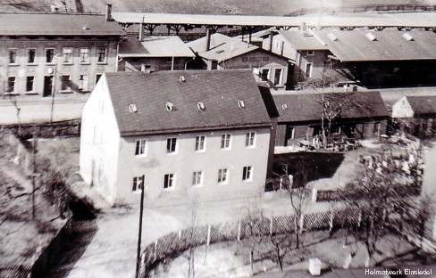 Einsiedel, Lessingsstraße 10 vor 1945