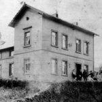 Harthauer Weg 3 in Einsiedel um 1900