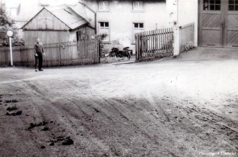 Harthauer Straße 3 in den 1950er Jahren