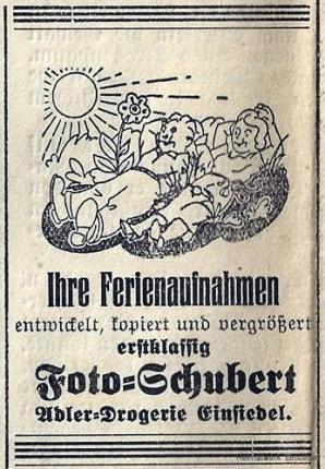 Brief SBZ: Achtet auf den Kartoffelkäfer