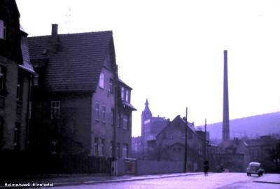 Neue Straße 27-29 in den 1950er Jahren