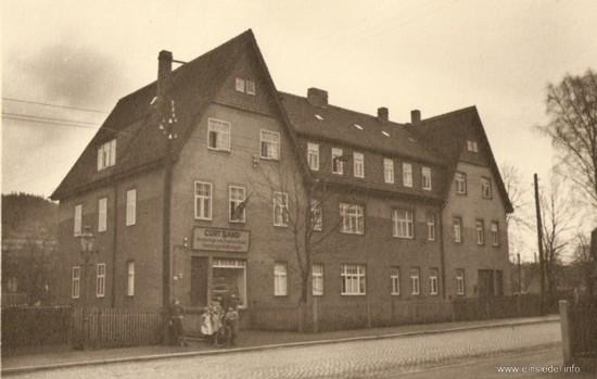Hans-Schemm-Straße 27 & 29 in Einsiedel 1938