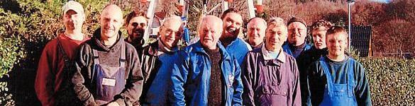 Pyramidenkollektiv Einsiedel 2006