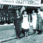 Fischl-Müller beim Parfest in Einsiedel