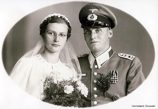 Dora Dähne, geb. Schroll & Friedrich Dähne