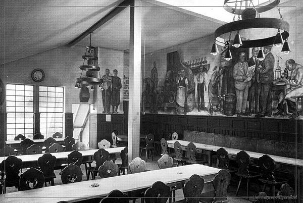 Schalander des Einsiedler Brauhauses Winterling & Co. OHG bis 1945