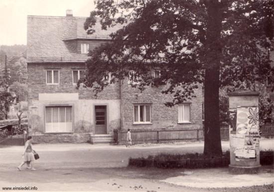 DLK in Einsiedel um 1970, vorher Destille
