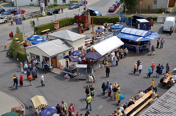 Brauereifest in Einsiedel 2008