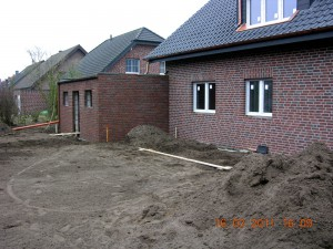 Heiming Bau - EFH & Garage Rade