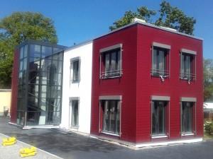 Heiming Zimmerei - Anbau Holzrahmenbau Mühlheim