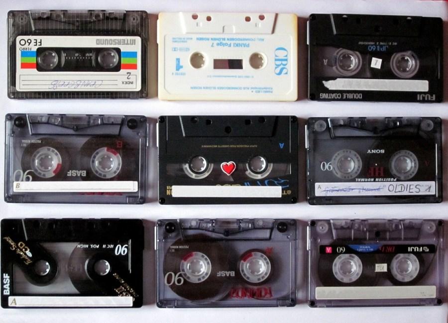 Kinderkassettenrecorder Hörspiele