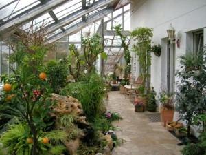 Wintergarten selbst bauen