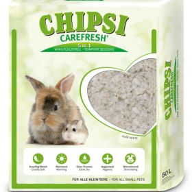 Chipsi Carefresh Pure White 50l