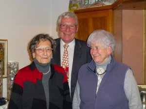 Veronika Günther, Marianne Oehler, Rudolf Künzli (nicht im Bild) und Thomas Pfisterer traten aus dem Vorstand zurück.