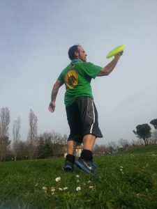 Marco Prati Sets the Disc Into the Wind With Nose