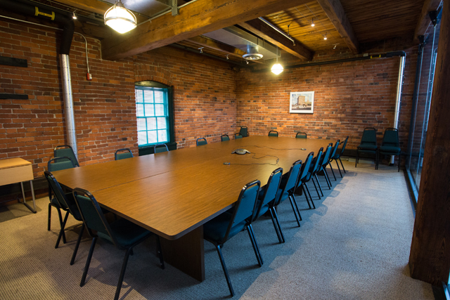 History Center: 7th Floor Conference Room