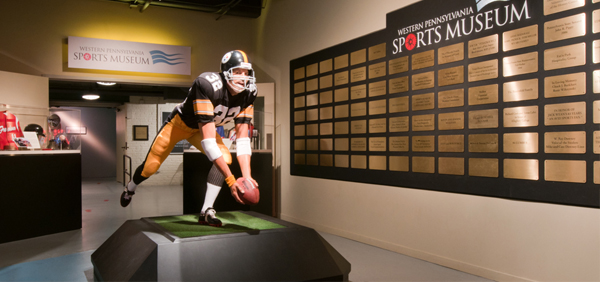 About: Western Pennsylvania Sports Museum