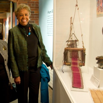 Material Culture, From Slavery to Freedom