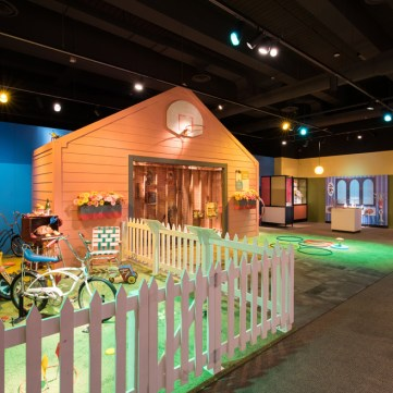 The Garage | Toys of the '50s, '60s and '70s exhibit at the Heinz History Center