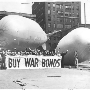 Buy War Bonds, We Can Do It! WWII