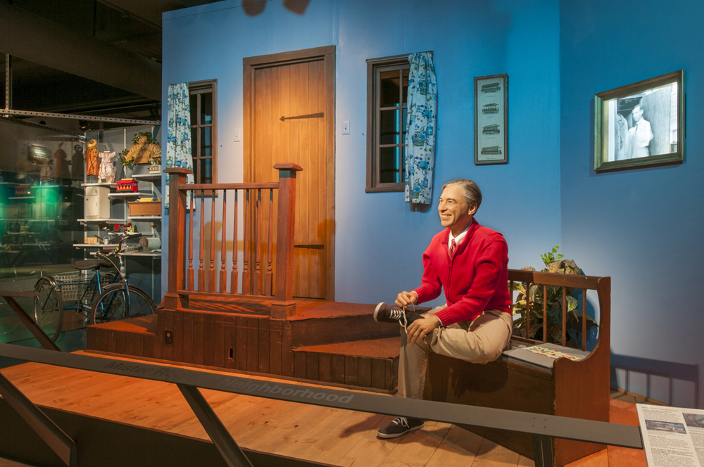 Mister Rogers Neighborhood Heinz History Center