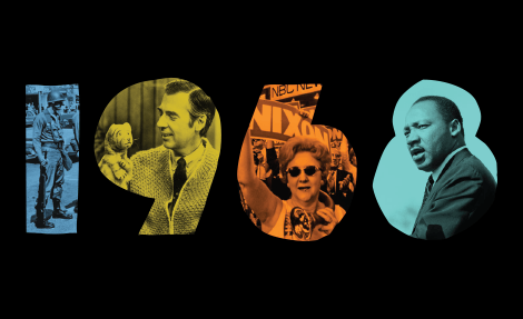1968: The Year That Rocked America
