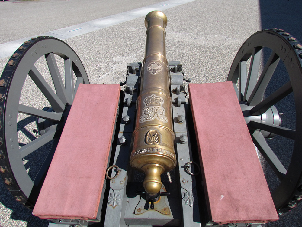18th Century Reproduction Cannon