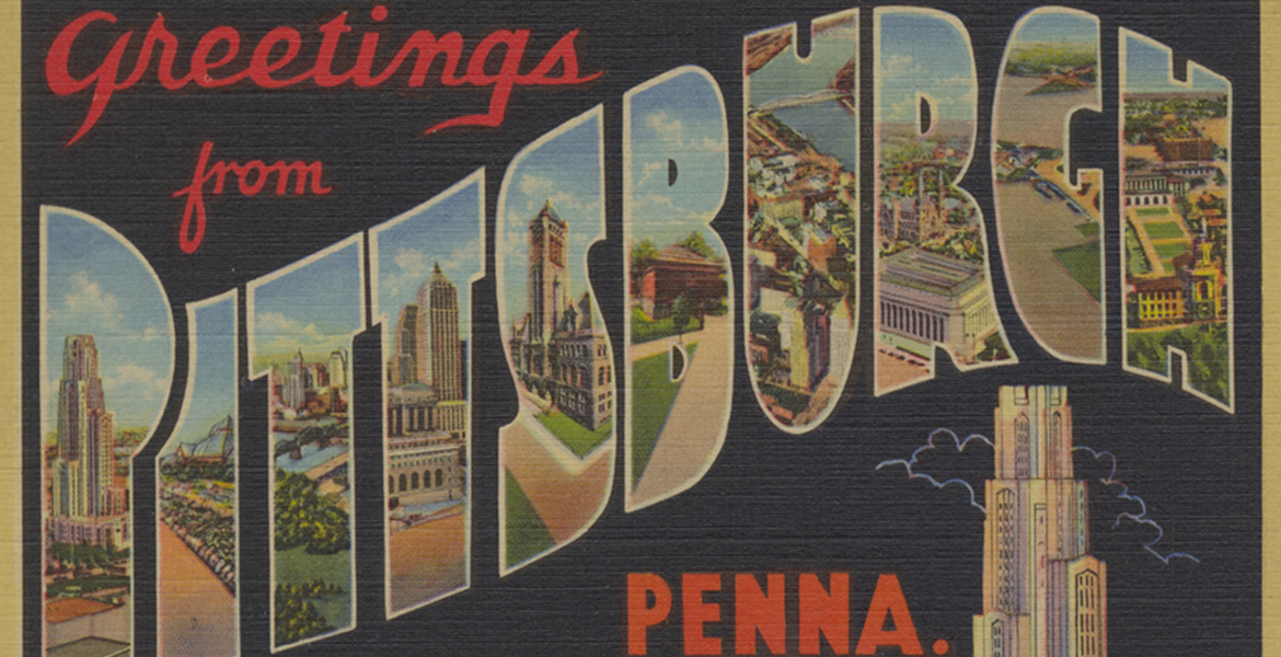Pittsburgh Postcards