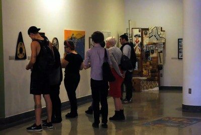 History Inspires Art Show
