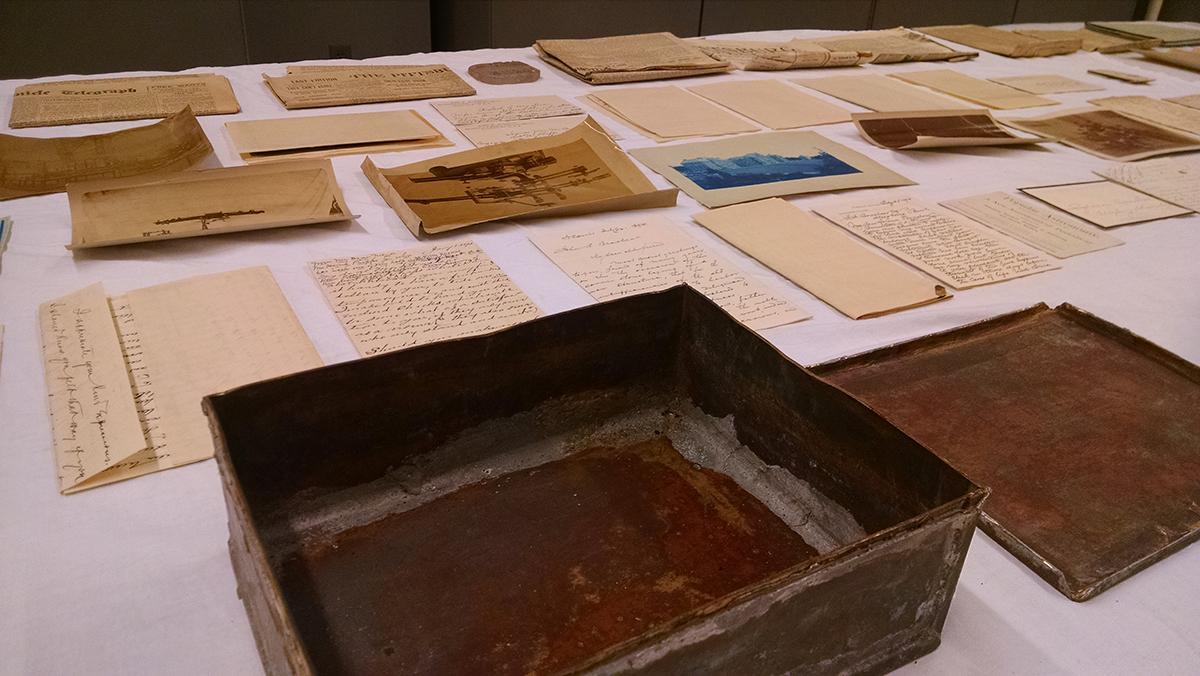 John Brashear Time Capsule - Heinz History Center