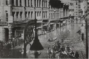 ALT:Flood of 1907 | Pittsburgh Floods Digital Collection | Heinz History Center