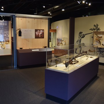 First Gallery | From Maps to Mermaids: Carved Powder Horns in Early America | Fort Pitt Museum