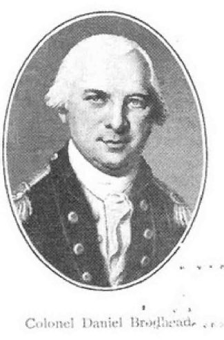 General Daniel Brodhead
