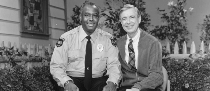 Look For The Helpers Mister Rogers Officer Clemmons Blog