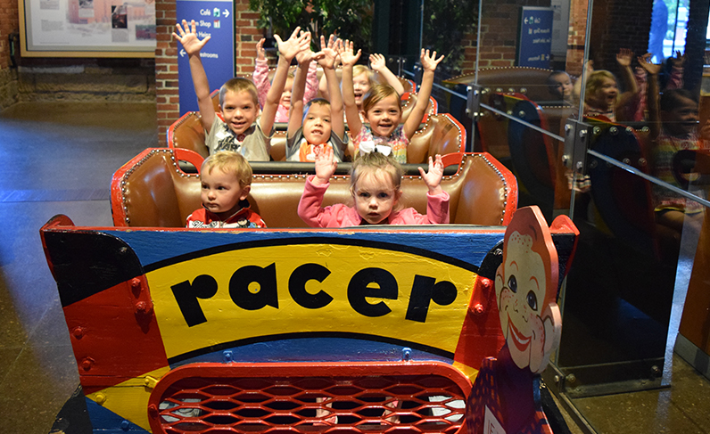 Early Learners: Moving Around Pittsburgh