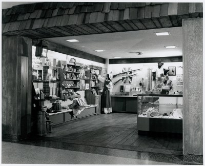 The Fort Pitt Museum Associates operated the Fort Pitt Museum's gift store in the 1970s.