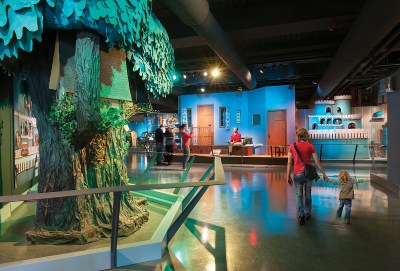 """The Heinz History Center is home to the largest collection of original items from """"Mister Rogers' Neighborhood"""" on public view."""