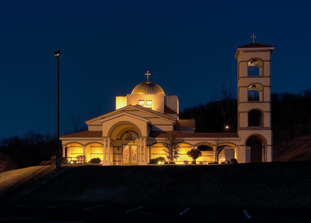 All Saints Greek Orthodox Church, Canonsburg, Pa.