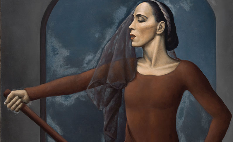 Martha Graham with the Pittsburgh Ballet Theatre