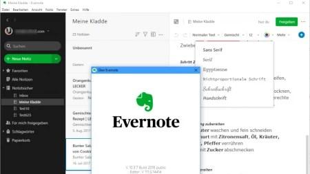 Kommentar: Evernote 10 hat einen enttäuschenden Umbau hingelegt