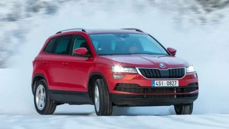 Skoda Karoq: Vergrößerter Basis-Diesel
