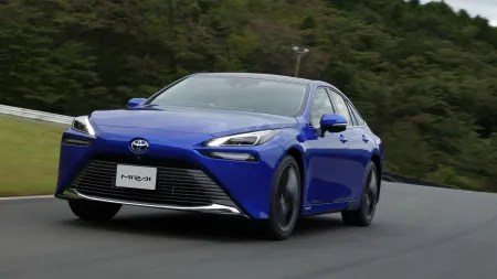 Erste Ausfahrt Toyota Mirai II: Wasserstoff statt Strom