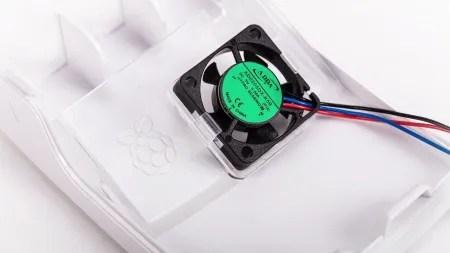 Raspberry Pi 4: Offizielles Kühler-Kit für Einplatinencomputer
