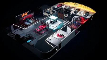 Funkelflaute: Die Autoindustrie auf der Consumer Electronic Show 2021