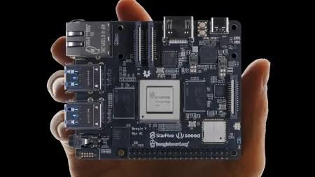 BeagleV: Einplatinencomputer mit RISC-V-CPU, HDMI und KI-Beschleuniger