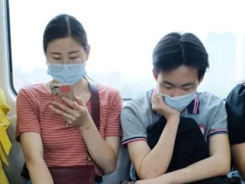Gesichtserkennung für Maskenträger
