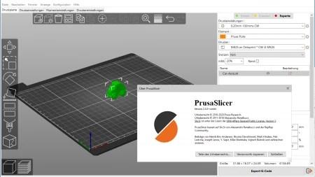 Prusa Slicer in Version 2.3: Viele nützliche Neuerungen für Maker