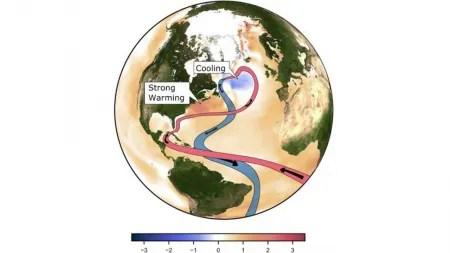Golfstrom-System so schwach wie nie in tausend Jahren zuvor
