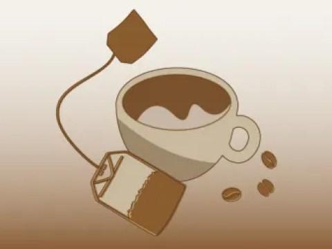 Statistik der Woche: Kaffee und Tee gehen immer