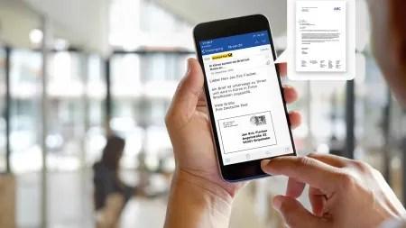 GMX und Web.de lassen Nutzer in ihre Post-Briefsendungen schauen